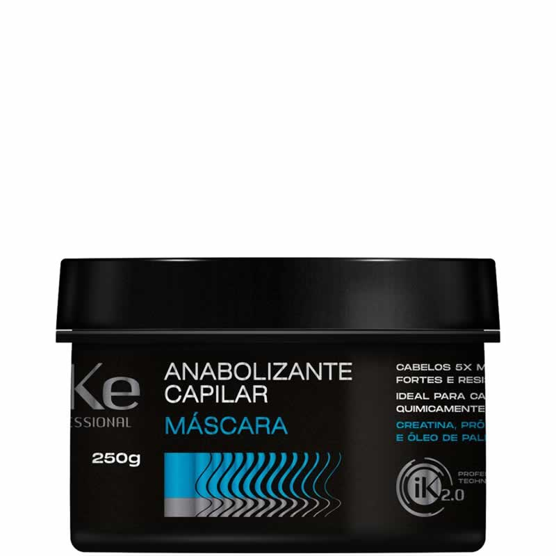 Máscara Anabolizante Capilar iLike 250g