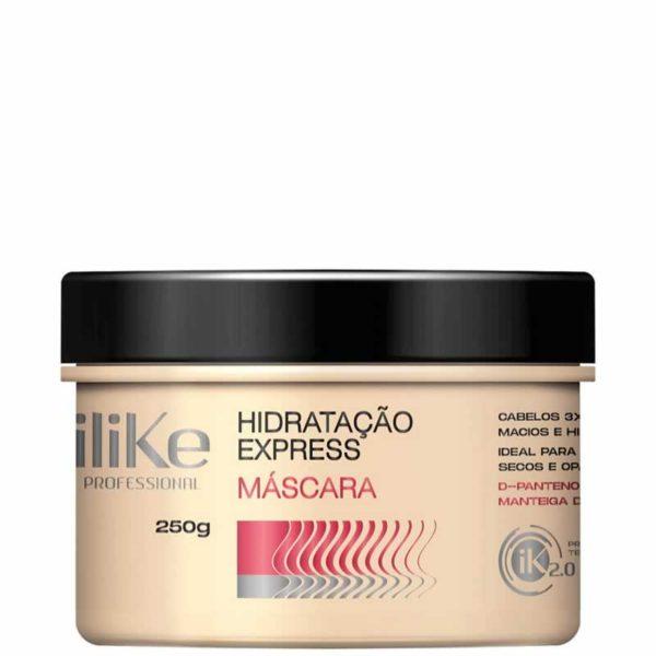 Máscara Hidratação Express iLike 250g