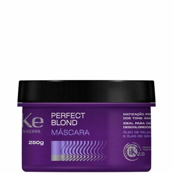 Máscara Perfect Blond iLike 250g