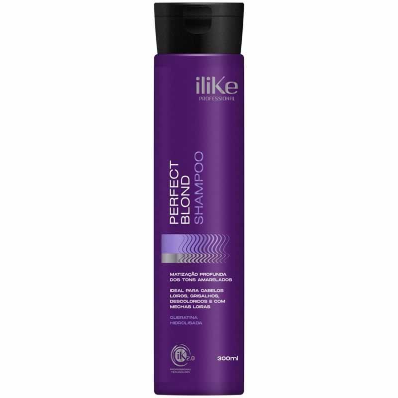 Shampoo Perfect Blond iLike 300ml