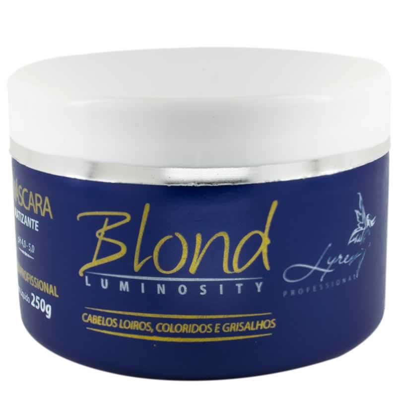 Máscara Blond Luminosity Lyre 250g