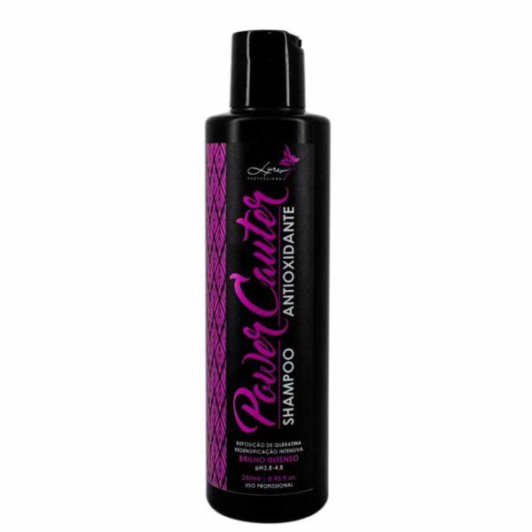 Shampoo Power Cauter Lyre 250ml