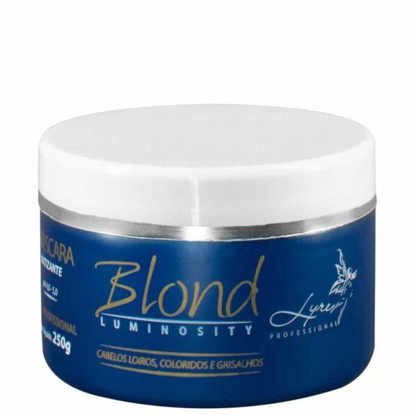 Máscara Blond Luminosity Lyre Professional 250g