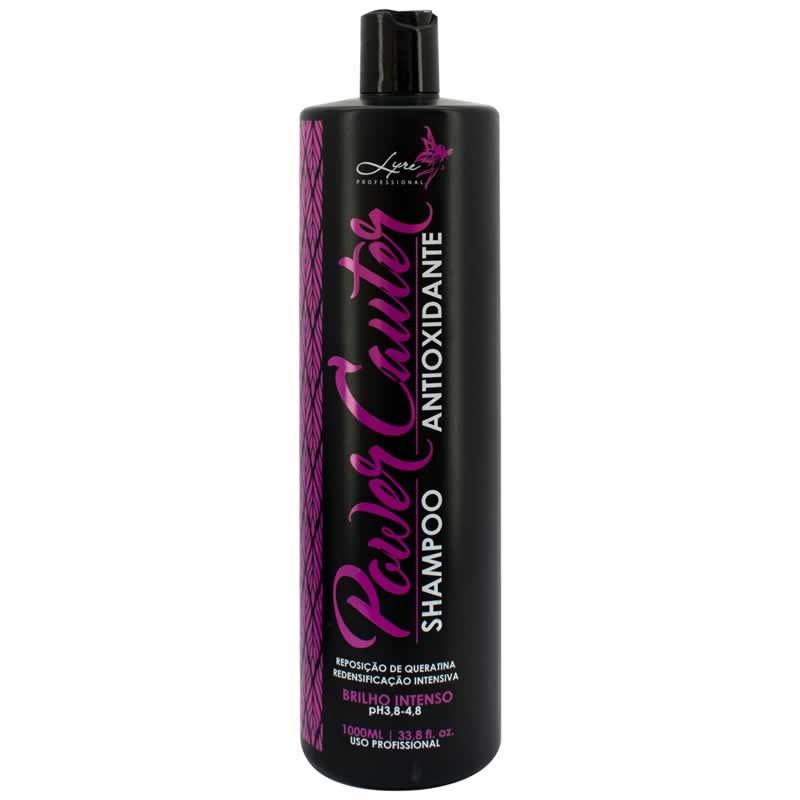 Shampoo Antioxidante Power Cauter Lyre 1L