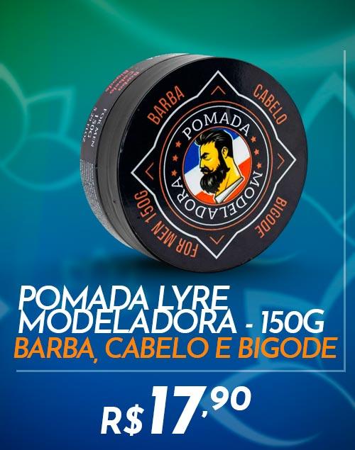 Pomada Modeladora For Men Lyre 150g