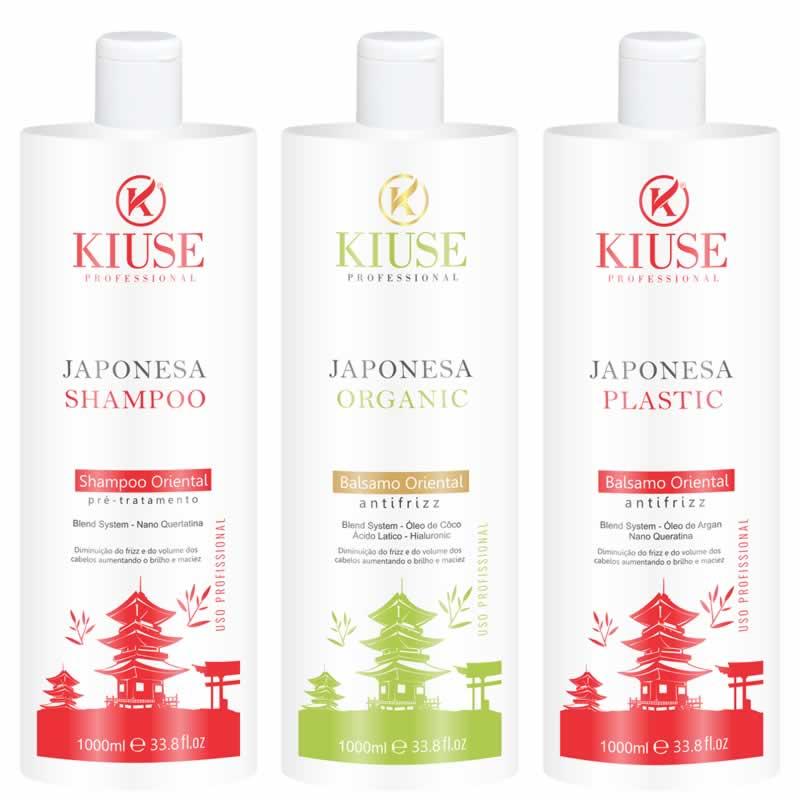 Kiuse DuoPlastia Kit Japonesa Plastic + Japonesa Organic 3x1L