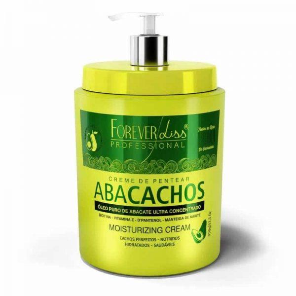 Forever Liss Creme de Pentear para Cacheadas Abacachos 950g