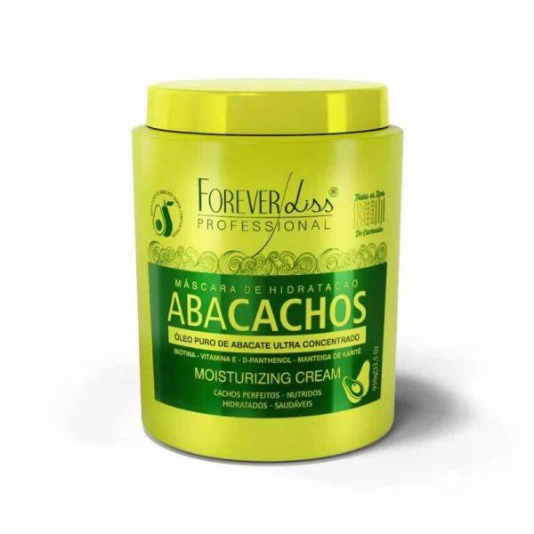 Forever Liss Máscara para Cacheadas Abacachos 950g